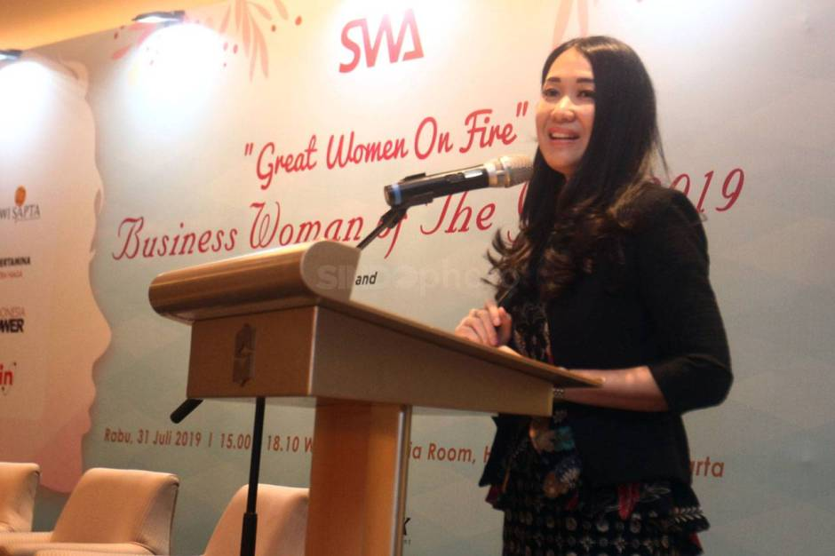 DBS Indonesia Raih Indonesia Young Women Future Business Leader 2019-1