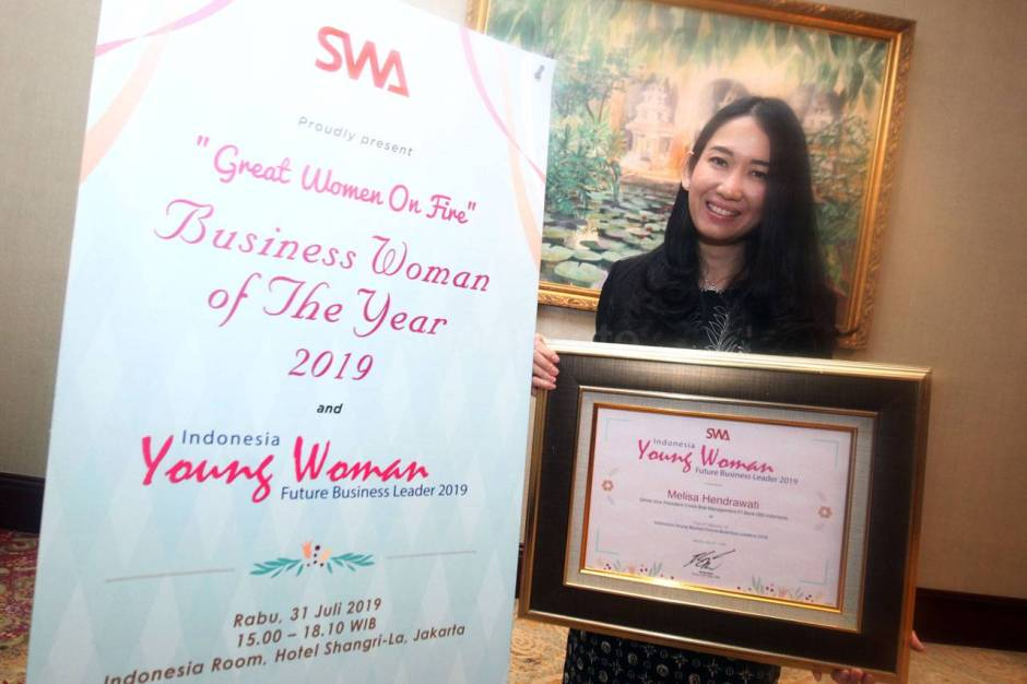 DBS Indonesia Raih Indonesia Young Women Future Business Leader 2019-3