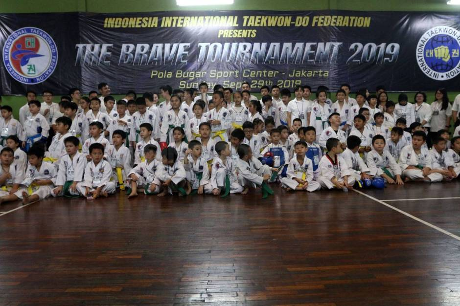 IITF Gelar The Brave Tournament 2019-3
