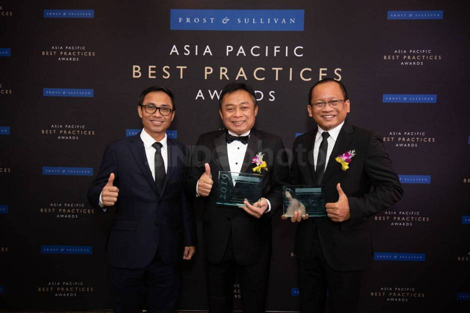 Telkom Raih Frost & Sullivan Asia-Pacific Best Practices Awards 2019-1