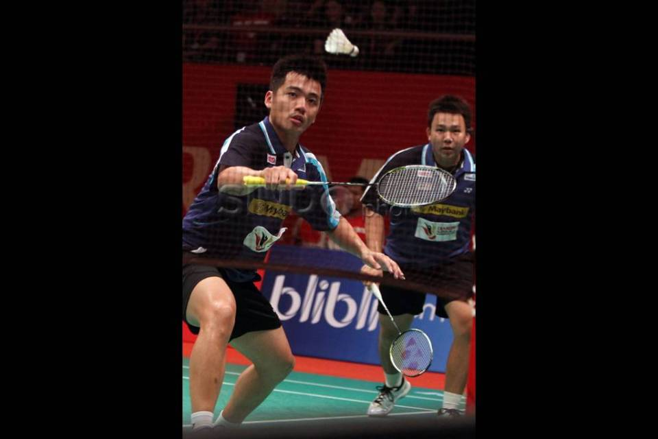 Juara Djarum Superliga Badminton 2013-6