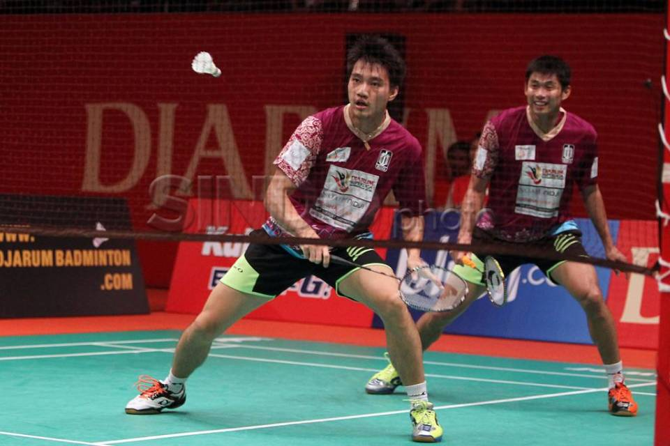 Juara Djarum Superliga Badminton 2013-1