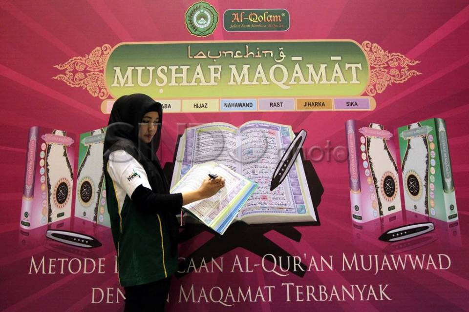 Al Quran digital pen raih Muri-0