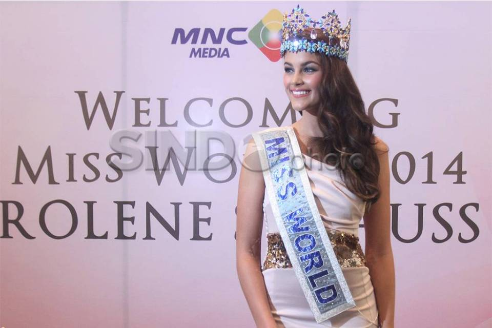 The Official Thread of Miss World 2014 ® Rolene Strauss- South Africa - Page 7 40364_highres