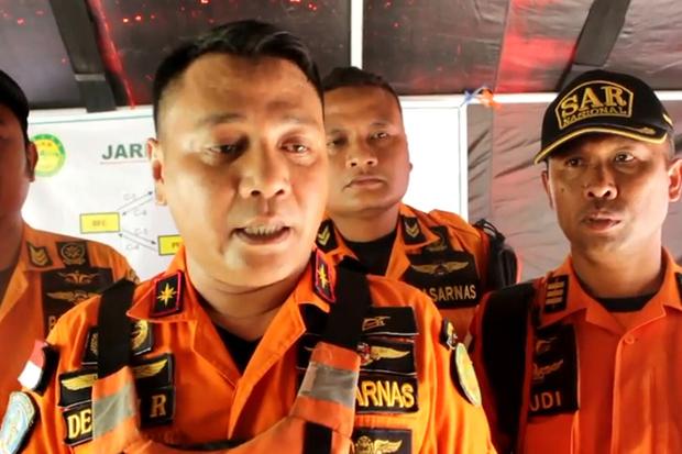 Kepala Kantor SAR Bandung Deden Ridwansyah