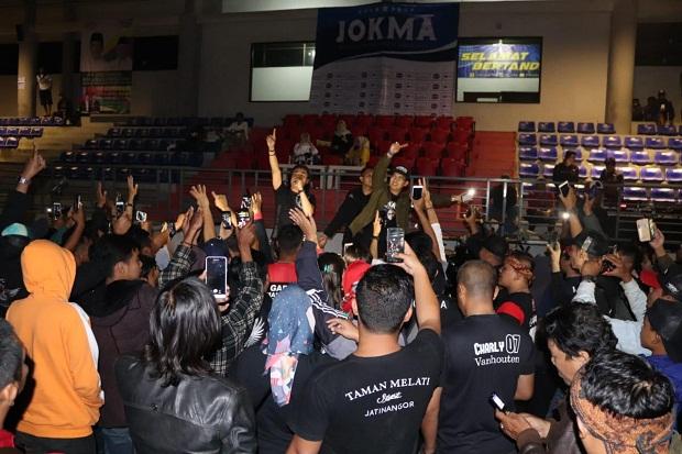 Tim Futsal Tirta Raharja Juara Open Tournament Futsal Jokma