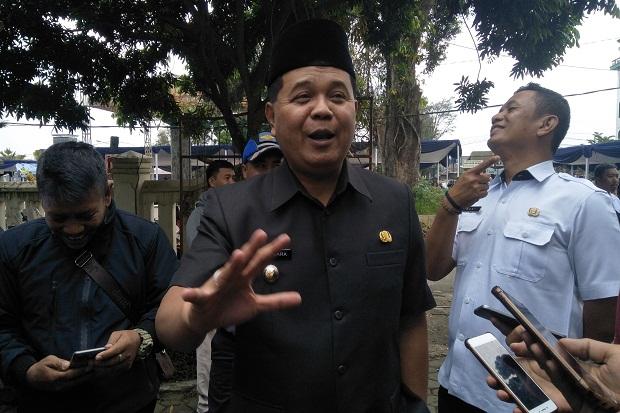Pembangunan Stadion Gelora Bandung Barat Dikebut, Target 2021 Selesai