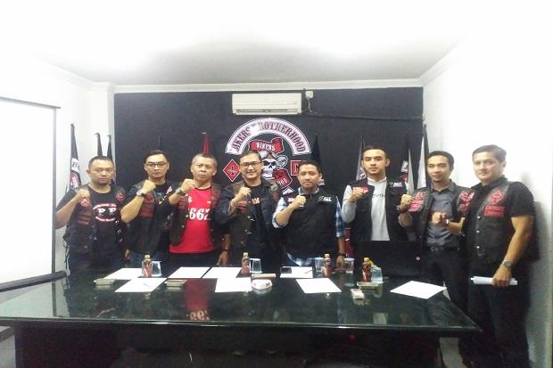 Gandeng ACT, Bikers Brotherhood MC Dorong Geliat Pariwisata Lombok