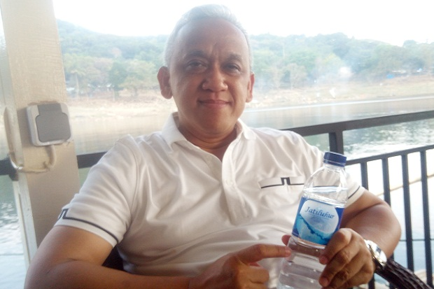 Bidik Wisman, PJT II Jatiluhur Gelar Stand Up Paddle Exhibition