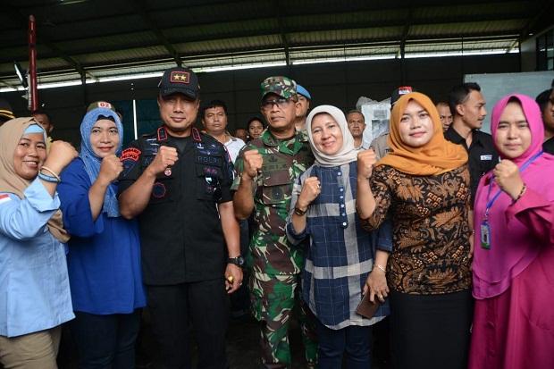 Kapolda Jamin Keamanan Rekapitulasi Suara Pemilu 2019 di Jabar
