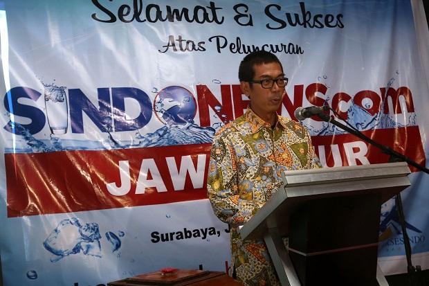 Wagub Jatim Emil Dardak Hadiri Peluncuran Sindonews.com Jatim
