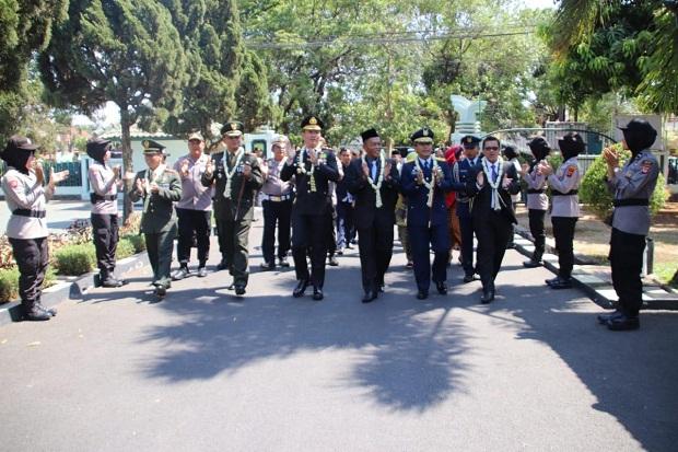 Heboh, Personel Polres Serbu Markas Kodim 0605 Subang