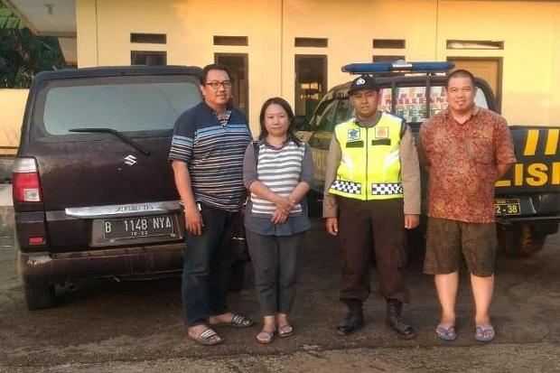 Pakai Aplikasi Peta, Wisatawan asal Tangerang Tersesat di Gunung Papandayan