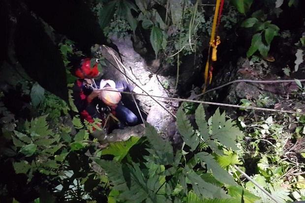 Ini Identitas Korban Tewas Terjebak di Gua Batu Badak Tasikmalaya