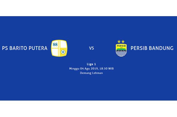 Barito Putera vs Persib Bandung