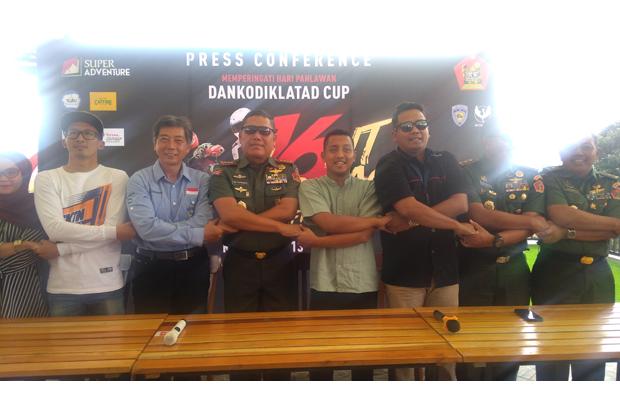 Ratusan Pembalap Bakal Ramaikan Night Road Race di Pusat Kota Bandung