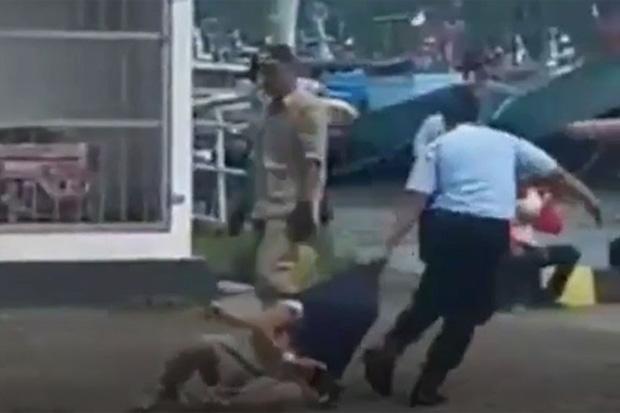 Video Napi Dianiaya Viral, Kalapas Nusakambangan Diperiksa
