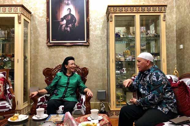 Habib Zakaria Bahasyim Minta GKR Hemas Jadikan DPD Lebih Baik