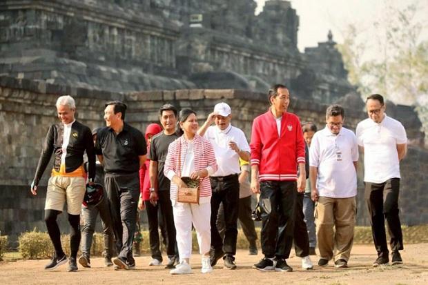 Pacu Wisman ke Borobudur, 4 Langkah Strategis Disiapkan Tim Quick Win Destinasi Super Prioritas