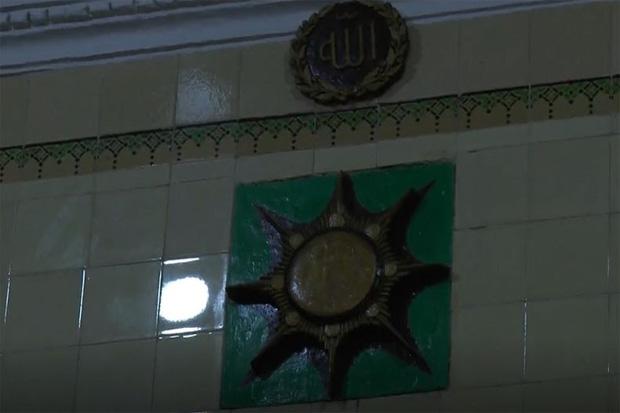 Masjid Agung Demak, Kokoh Berdiri Ditopang Tiang Sumbangan Empat Sunan