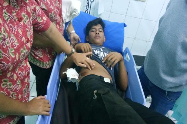 Pendaki Gunung Sindoro Jatuh, Evakuasi Berlangsung Dramatis