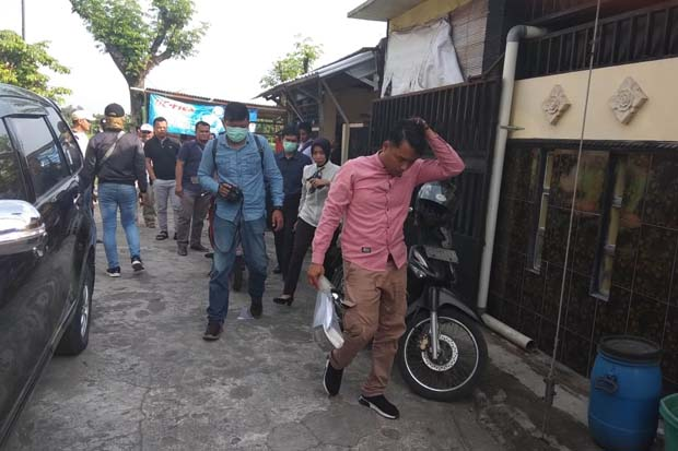 Penjual Dawet Ditangkap Densus 88 Usai Salat Subuh