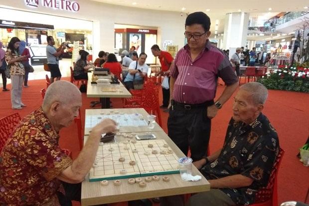 Permainan Tradisional Tiongkok Meriahkan Imlek Di Solo