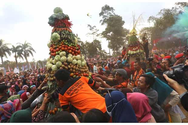 Cuma di Pemalang, Kesulitan Air Bisa Jadi Festival Budaya