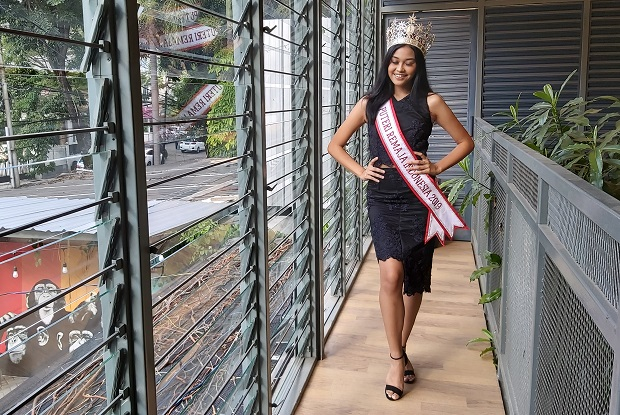 Sukses Juara Putri Remaja Indonesia 2019, Ini Cita-cita Jihan
