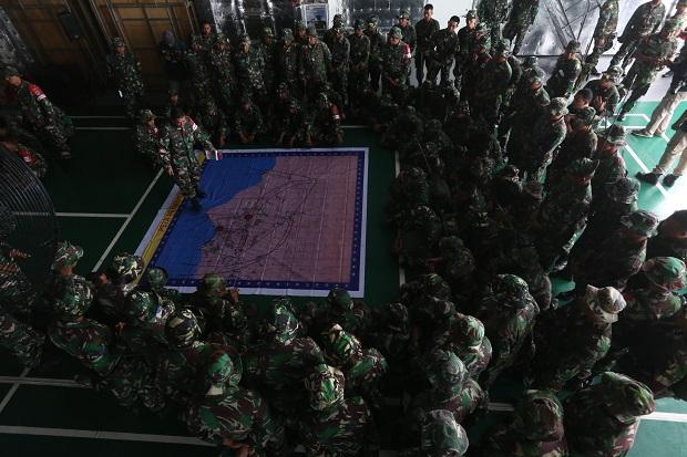 Serbu Ujung Timur Jawa, TNI AL Muntahkan Rudal Hancurkan Musuh