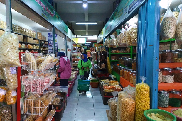 SNI Pasar Rakyat, Tingkatkan Daya Saing Pasar Rejowinangun