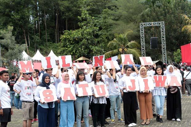 Kampanye Politik yang Menggembirakan dari Para Alumni