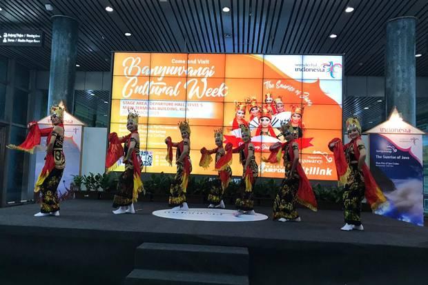Sebanyak 20 Destinasi Majestic Banyuwangi Dipajang di Bandara Kuala Lumpur