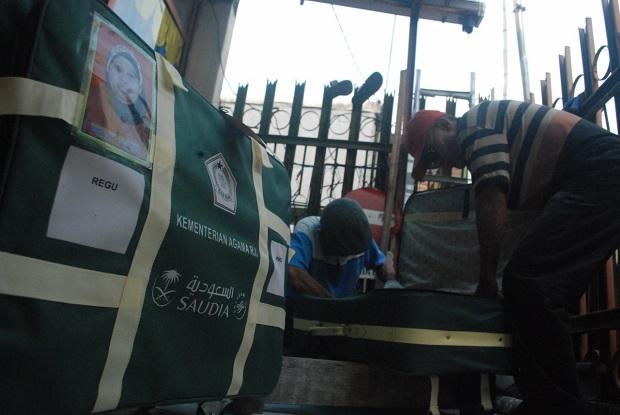 Berkah Terus Menggelinding di Bawah Roda Koper Haji