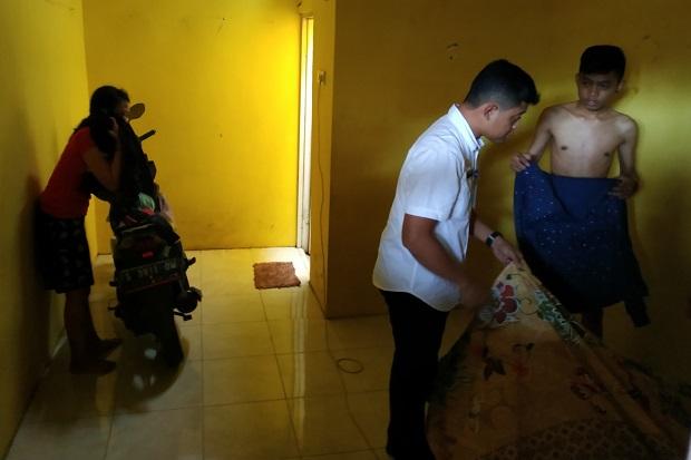 Dipakai Transaksi Sabu, Satpol PP Segel Rumah Kos di Mojokerto
