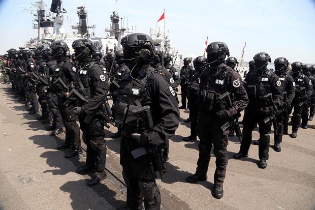 TNI Kerahkan 11.823 Prajurit Gabungan Tiga Matra ke Situbondo