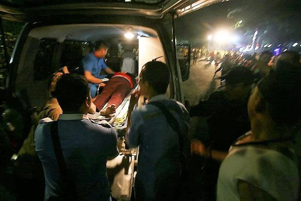 KA Tabrak Penonton Drama Kolosal Surabaya Membara, 3 Tewas 7 Luka Berat