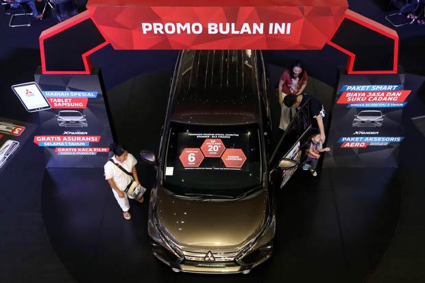 Jemput Pembeli Awal Tahun, Mitsubishi Motors Tebar Paket Menarik