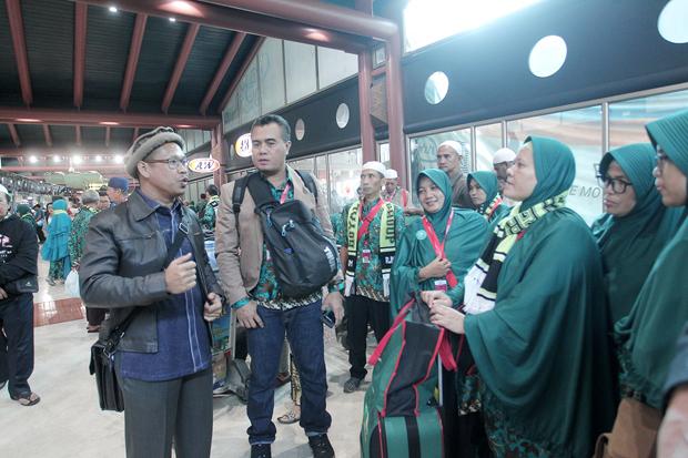 Masuk Program SIPATUH Kemenag, Jamaah Umrah Tifa Tour Bisa Tenang