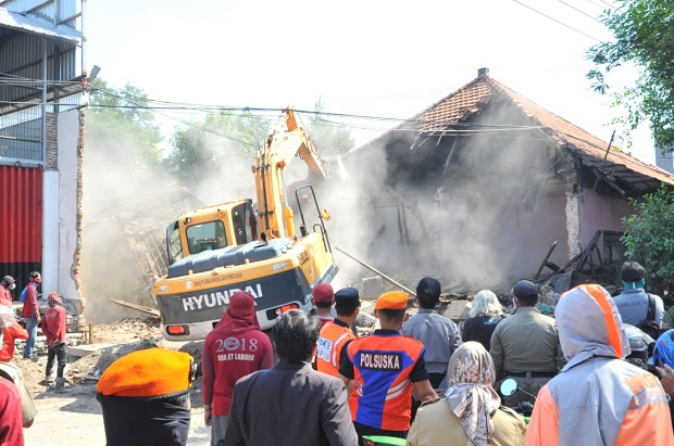 Alotnya Pembebasan Lahan Frontage Road Wonokromo, Ada Apa?