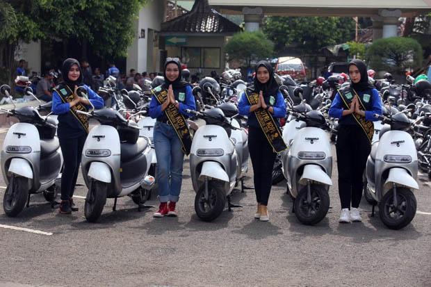 Java Road Trip, Jadi Wadah Bersatunya Komunitas Rider