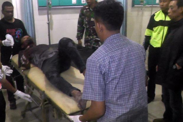 Rebutan Janda Kembang, Dua Sopir Truck Carok Bersimbah Darah