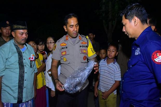 Polisi Selidiki Ledakan Balon Gas yang Membakar 2 Bocah Blitar