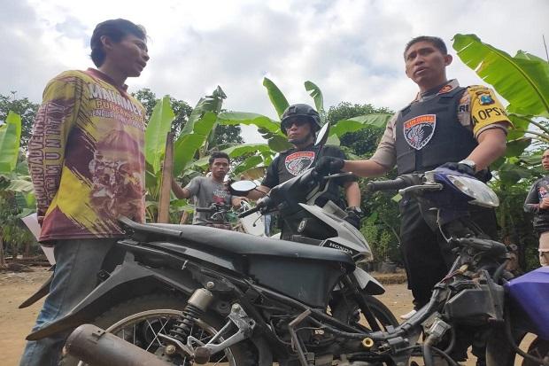 Dirazia Tim Cobra, 4 Motor Bodong Disembunyikan di Kebun Kopi