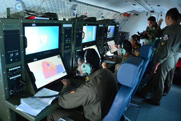 41 Jet Tempur TNI AU Membombardir Wilayah Lumajang, Ada Apa?