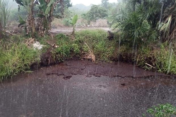 Hujan Buatan Mulai Membuahkan Hasil di Wilayah Riau