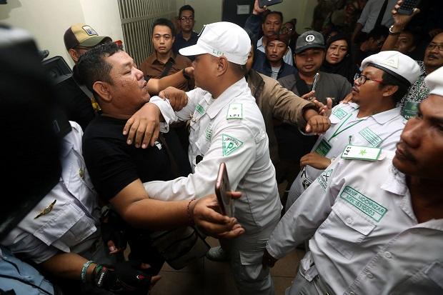 Ini Foto-foto Situasi Jalannya Sidang Terdakwa Ahmad Dhani