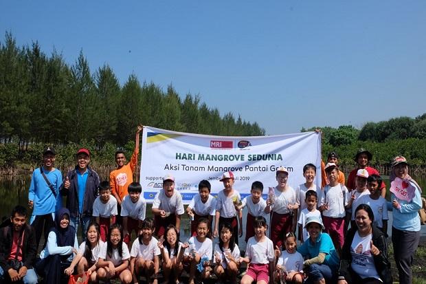 ACT dan MRI Ajak Masyarakat Jember Peringati Hari Mangrove Sedunia