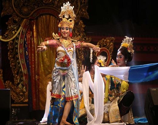 Sendratari Dalem Balingkang, Potret Bersatunya Bali-Tionghoa
