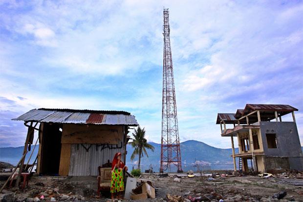 Pascagempa, Jaringan Telekomunikasi di Sulteng Pulih Total